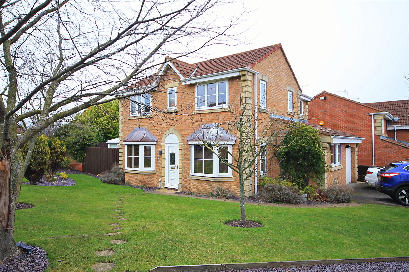 4 Bedrooms Detached House for sale in Kerryhill Drive, Pity Me, Durham